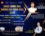 2020 KHÓA CHỈNH NHA ĐƯƠNG ĐẠI TOÀN DIỆN V3CB -  Dr Vittorio